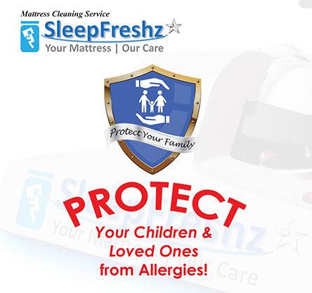 Mattress Cleaning by SleepFreshz